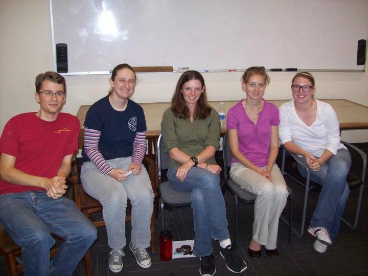 ISP Panel 2011