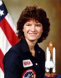 Sally Ride, courtesy http://en.wikipedia.org/wiki/File:Ride-s.jpg