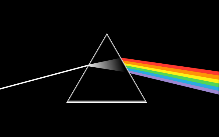 Contrary to popular belief, Pink Floyd did not discover image spectroscopy.