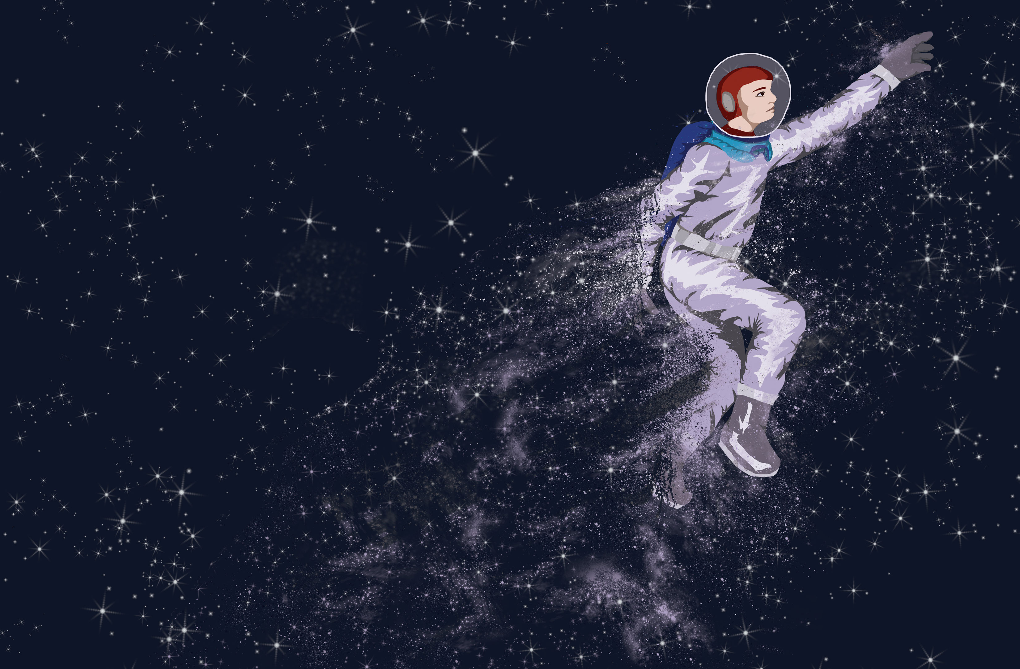 To the stars and back again